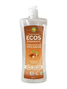 ECOS Dishmate Υγρό Πιάτων για Πλύσιμο στο Χέρι