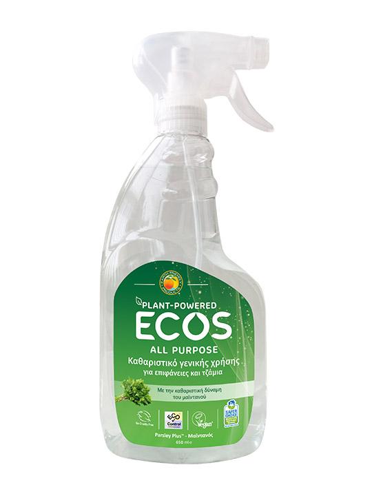 ECOS Καθαριστικό Γενικής Χρήσης, Μαϊντανός