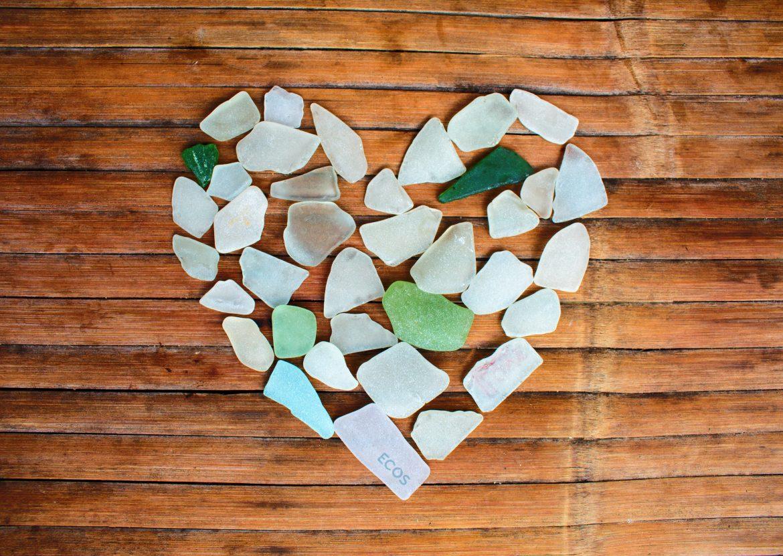 Pebble Hearts ECOS