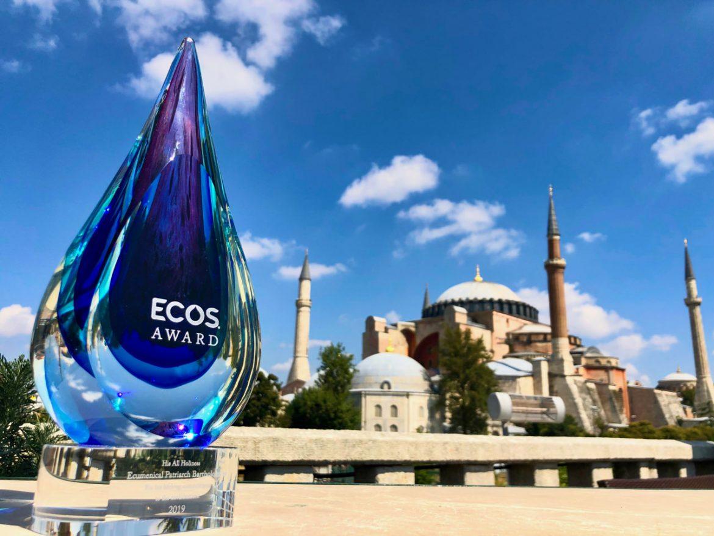 ECOS Award 2019 - Ecumenical Patriarch Bartholomew
